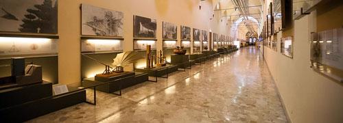 Museo Scienza E Tecnica.Museo Leonardo Da Vinci