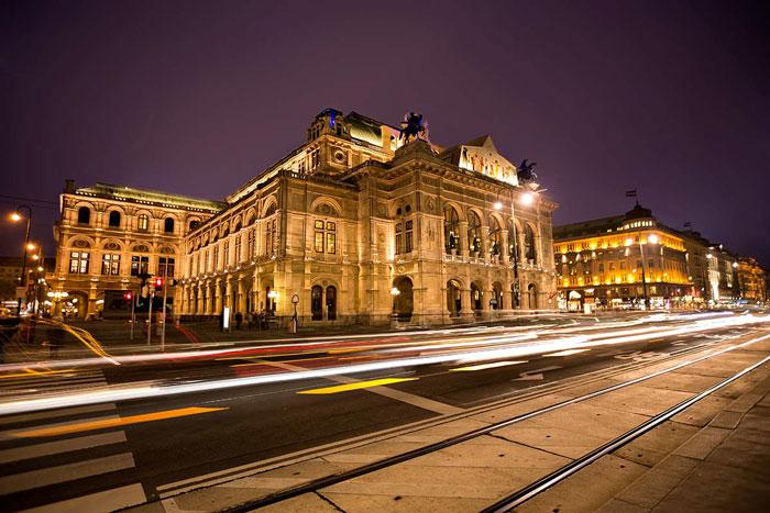 Appartamenti Vienna Capodanno
