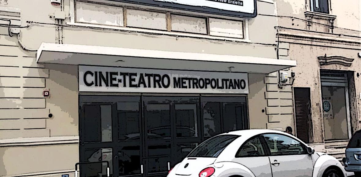 Taglio del nastro per il cine teatro metropolitano - Bagno ferroviario trieste ...