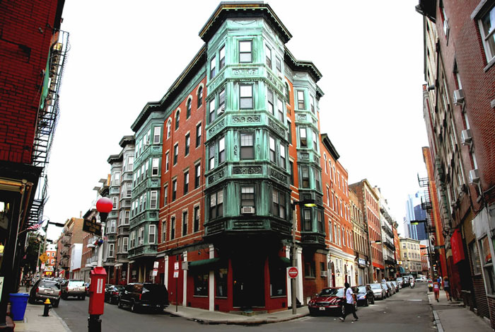 Boston: quartiere italiano di North End