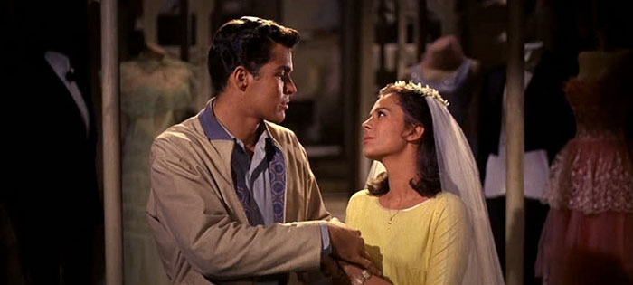 WEST SIDE STORY (USA, 1961), regia di Robert Wise e Jerome Robbins