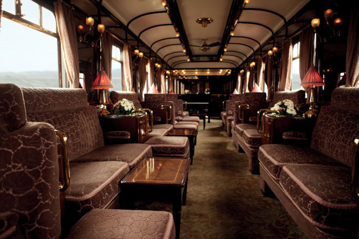 Orient Express, interno