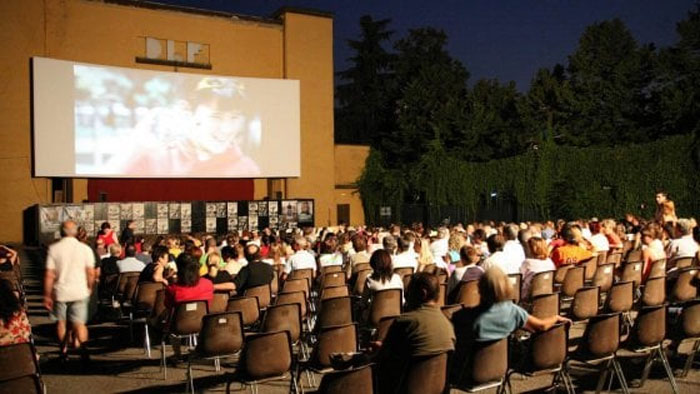 Arena Puccini Slow Cinema