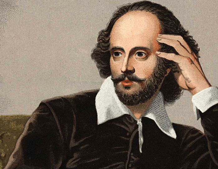 William Shakespeare (Stratford-upon-Avon, 23 aprile 1564 - Stratford-upon-Avon, 23 aprile 1616)