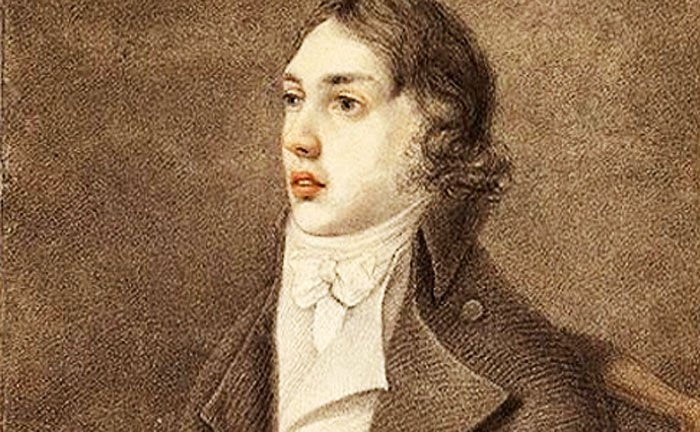 Hartley Coleridge (David Hartley Coleridge, 19 settembre 1796 - 6 gennaio 1849)