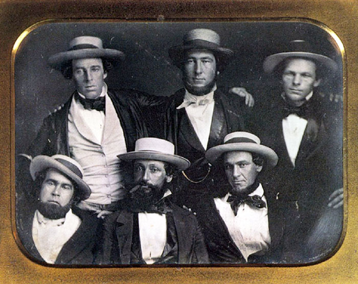 New York Knickerbockers Base Ball Club, circa 1847