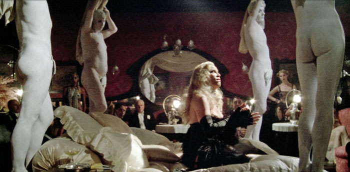 SALON KITTY (Italia, Germania Ovest, Francia, 1976), regia di Tinto Brass