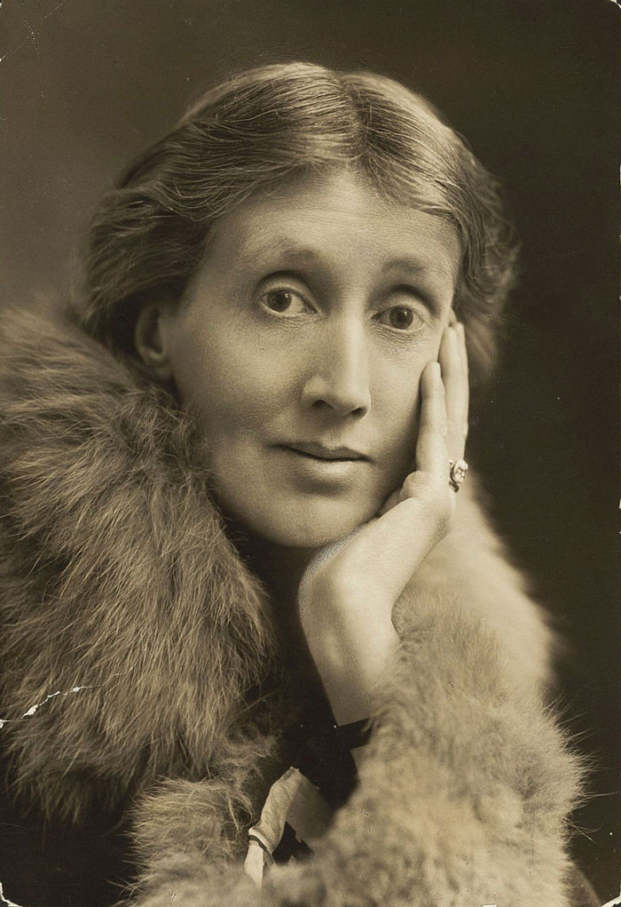Virginia Woolf nel 1927