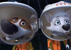 """""""Belka i Strelka. Zvezdnye sobaki"""" (""""Space Dogs"""", Russia, 2010, 85') di Svjatoslav Ušakov e Inna Evlannikova"""