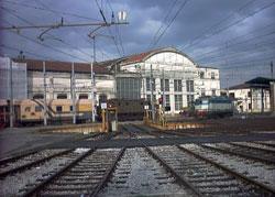 Deposito Locomotive Firenze