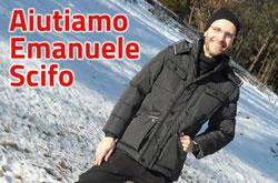 Aiutiamo Emanuele Scifo, Salerno