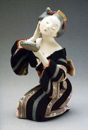 Bambole artistiche del Giappone. Sculture figurative di Ōno Hatsuko della Collezione Mori Mika. Genova, dal 6 marzo al 27 luglio 2014