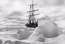 """SOUTH. Sir Ernest Shackleton's Glorious Epic of the Antarctic"", regia di Frank Hurley (Gran Bretagna, 1919)"