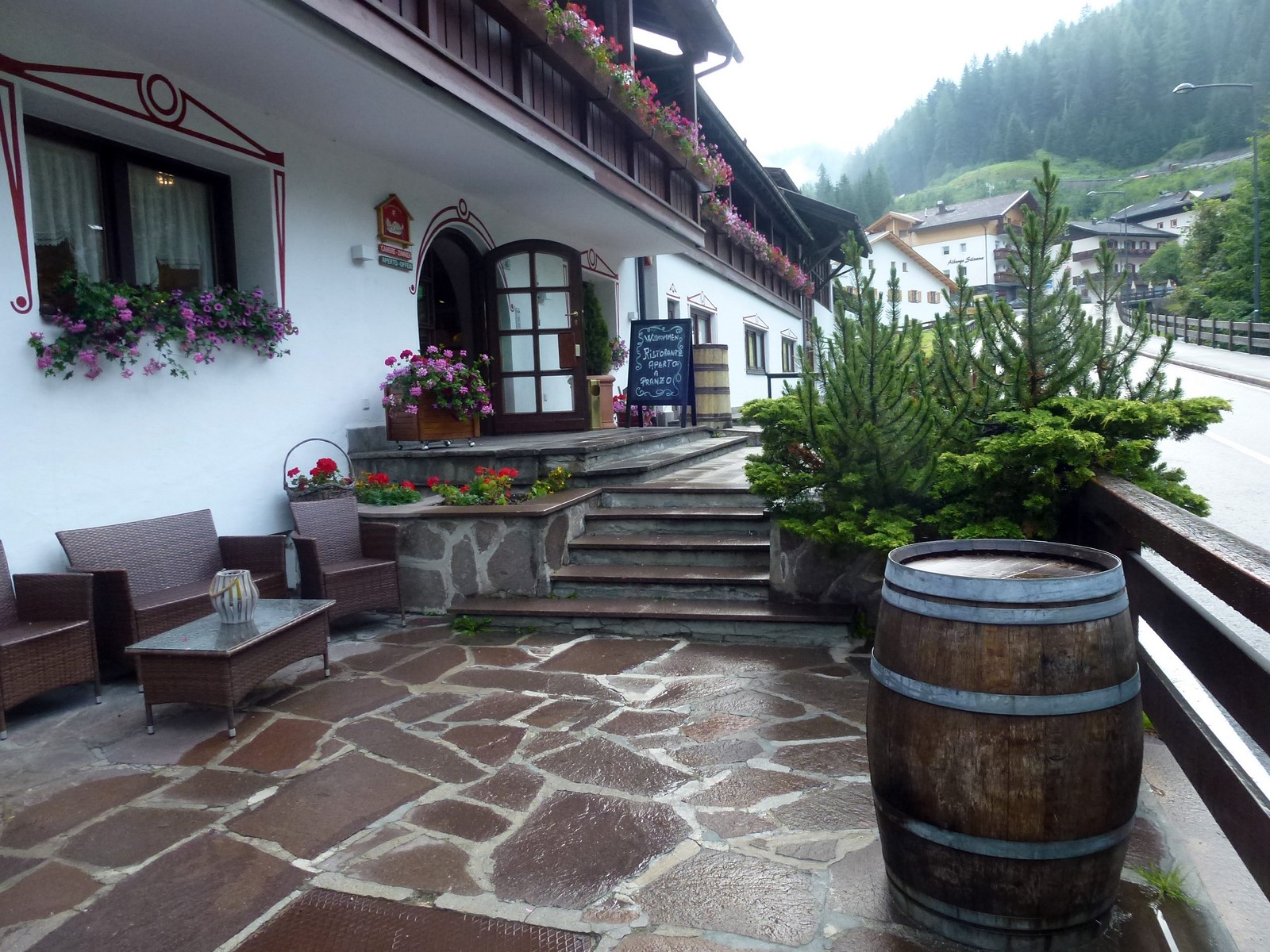Alpin Haus - Casa Alpina** Selva Val Gardena